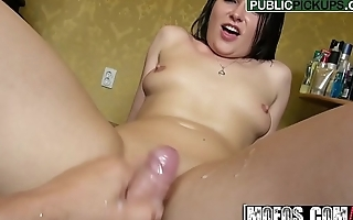 (Akasha Cullen) - Hairdresser Takes Topping for Anal - Public Pick Ups