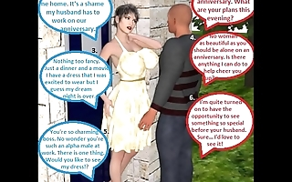 3D Comic Cuckold Wife Gets Dirty With Her Boss Essentially Her Anniversary