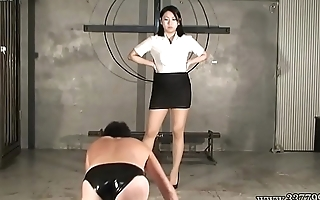 MLDO-104 Masochists Fighting Misacalculation be beneficial to volunteer slaves