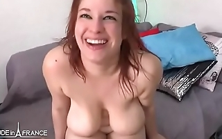 Chubby amateur huge boobed french redhead deepthroated n analyzed