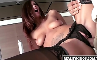 RealityKings - Big Naturals - (Danny Mountain, Whitney Westgate) - Breastgate