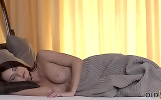 OLD4K. Passionate sex for say no to fiancee