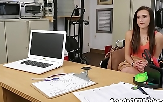 Real amateur fingered unconnected with black casting agent