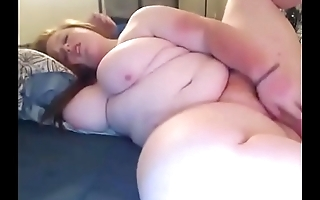 BBW getting horny and wants to cum so bad