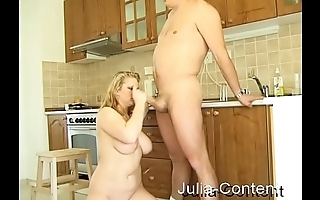 Privat Fuck in kitchen