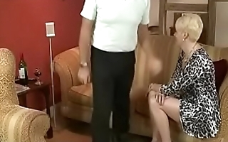 Dad Spanks Moms Best friend gear up Fucks her. See pt2 at goddessheelsonline.co.uk