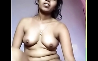 indian girlfriend with big dildo