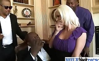 (kaylee brookshire) Superb Milf Ambitiousness Hard Style A Monster Black Cock vid-12