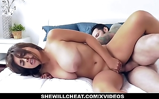 SheWillCheat- Busty Slut Ella Knox Fucks Her New Boss